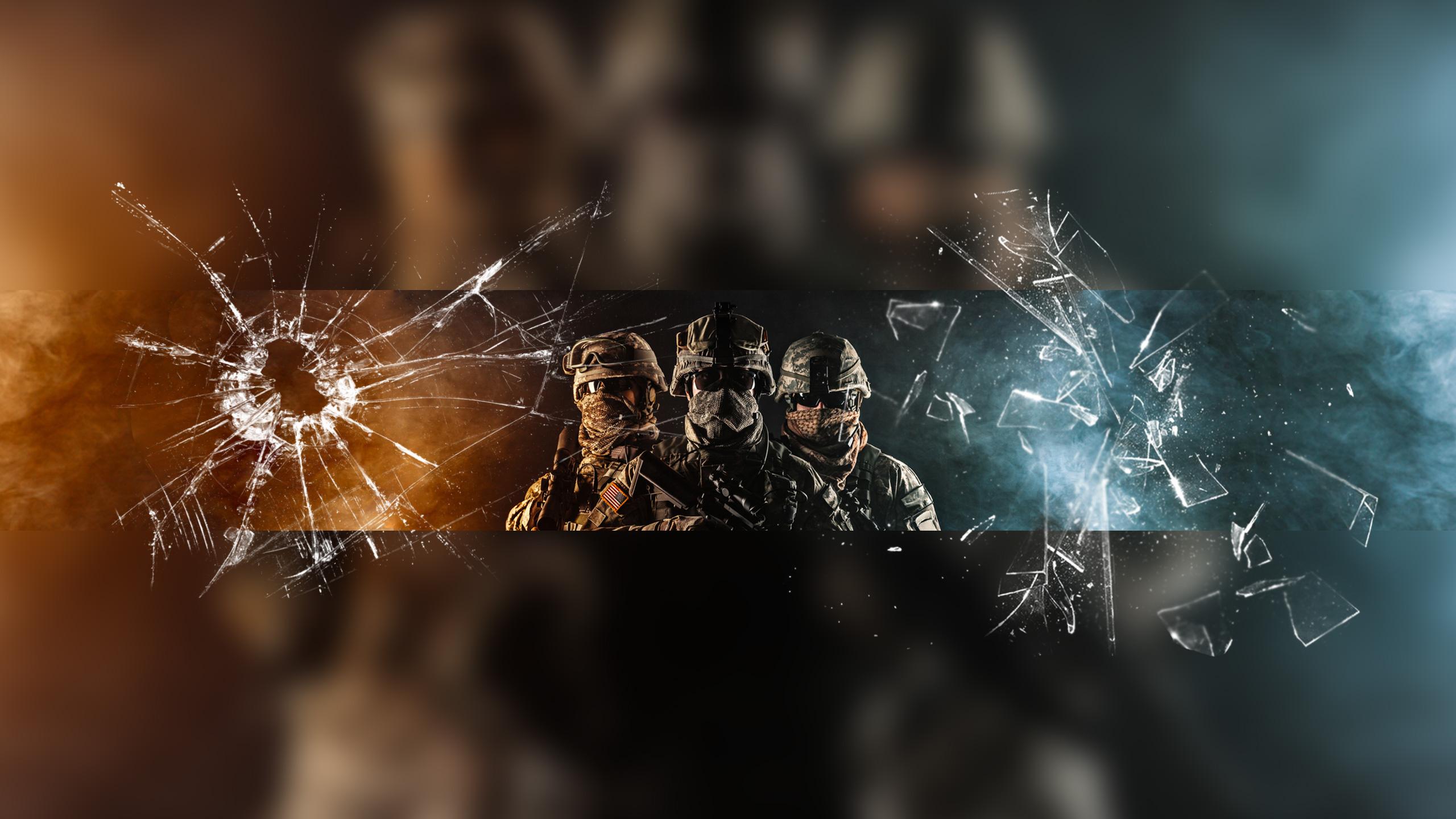 Картинка с пулевыми отверстиями и солдатами в военной униформе для шапки ютуба.