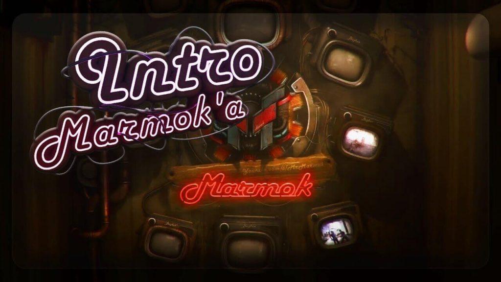 Изображение интро для канала Marmok