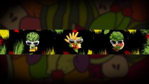 Картинка для оформления канала на ютубе Человек - овощ