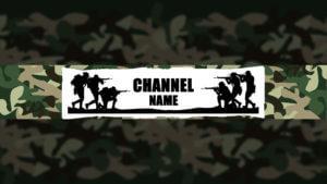 Картинка военный камуфляж для оформления игрового канала ютуба