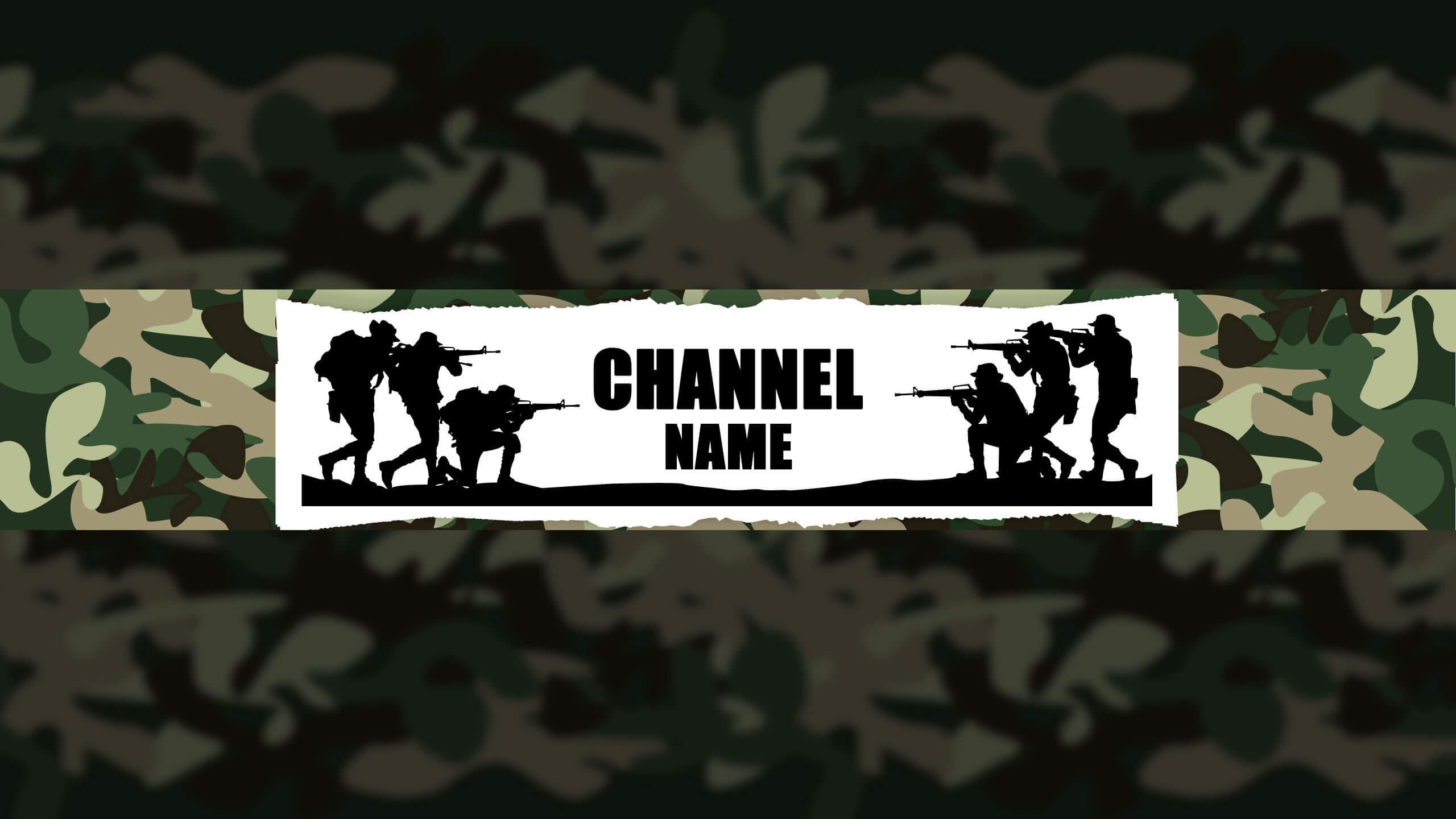 Картинка военный камуфляж для оформления игрового канала ютуба.