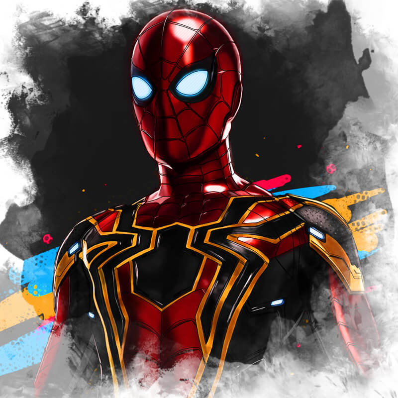 Картинка spiderman