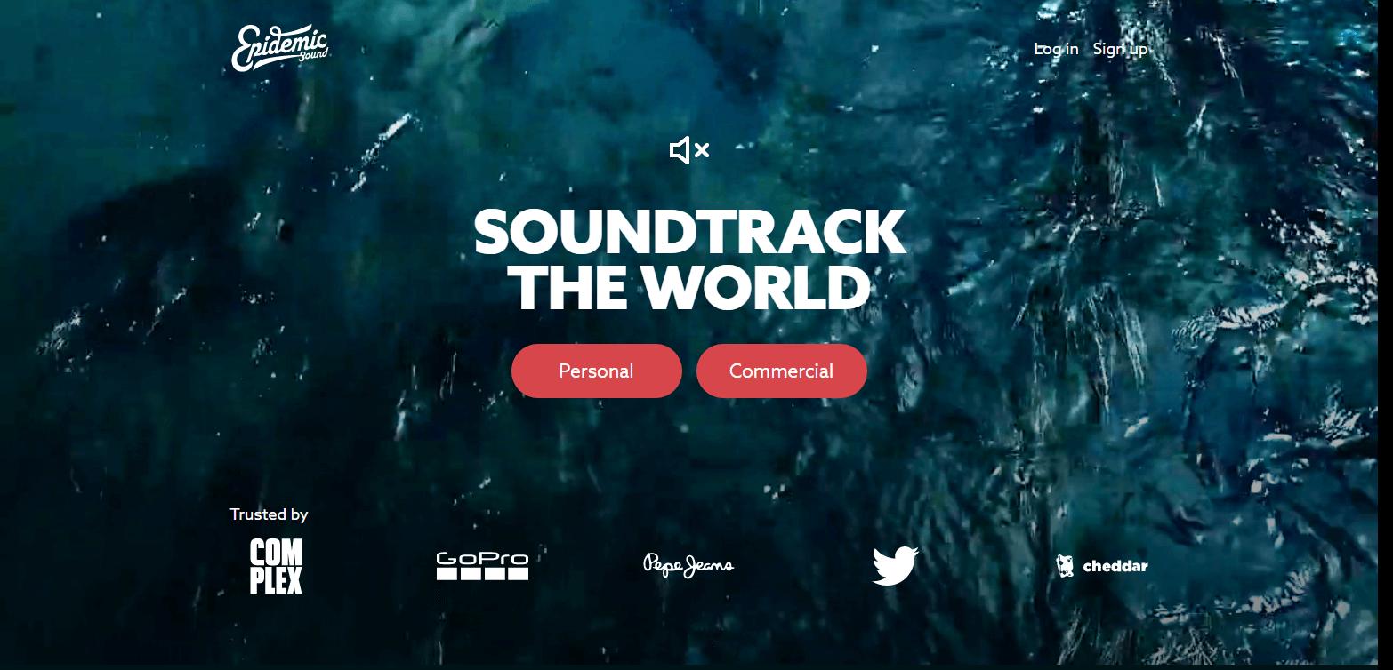 Картинка бесплатная стоковая музыка на Epidemic Sound