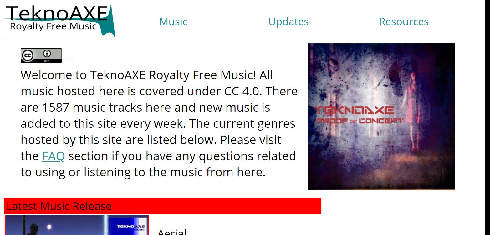 Картинка библиотека музыки для YouTube