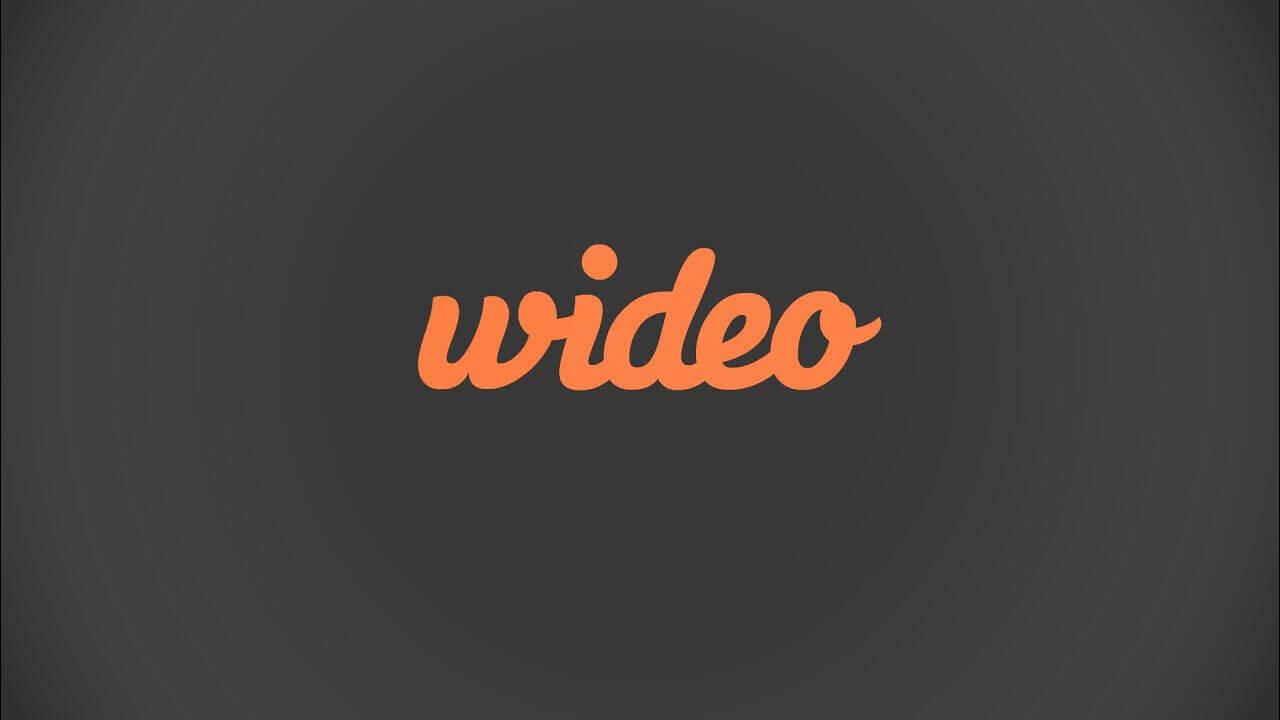 Картинка создание анимации в программе Вайдео