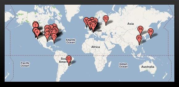 Картинка плакат сервера ютуб на карте мира