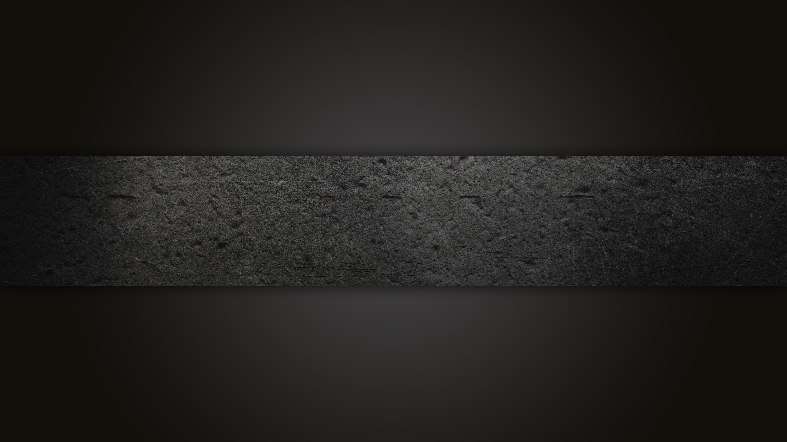 Черный прямоугольник без текста